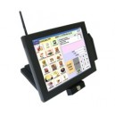FANLESS POS TERMINAL BLACK TOUCH SCREEN
